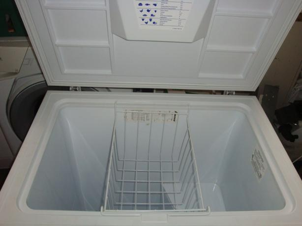 Amana(made by Whirlpool) freezer,