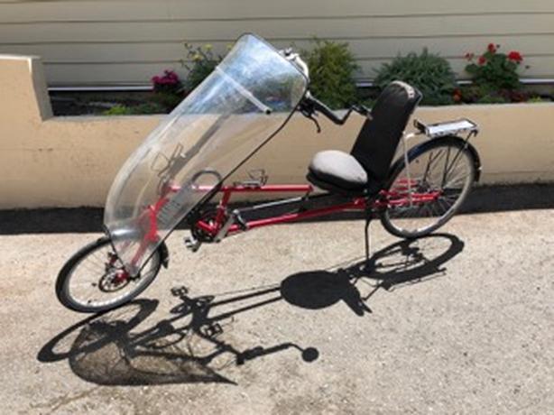 Recumboni Recumbent Bicycles Oak Bay Victoria Mobile