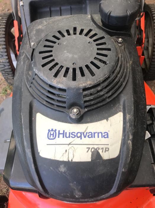 Husqvarna Lawn Mower Parksville Nanaimo