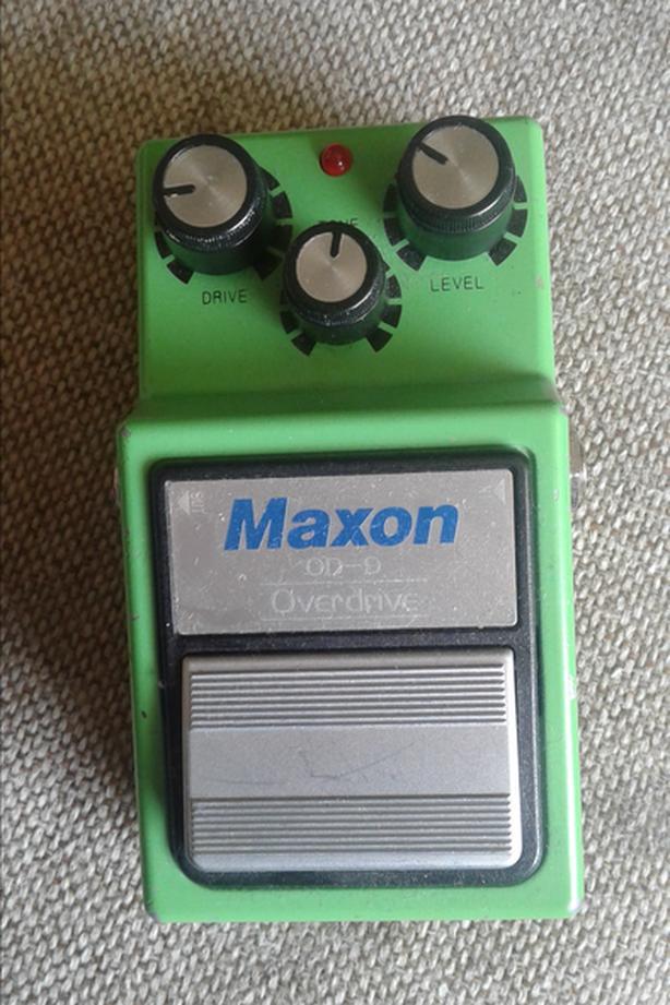 MAXON OD9 guitar pedal Victoria City, Victoria