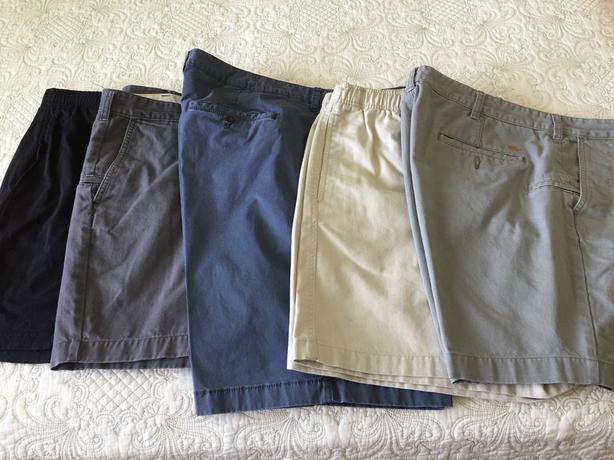 Men's Shorts - Dockers, Tommy Bahamas, etc. - 40 Waist