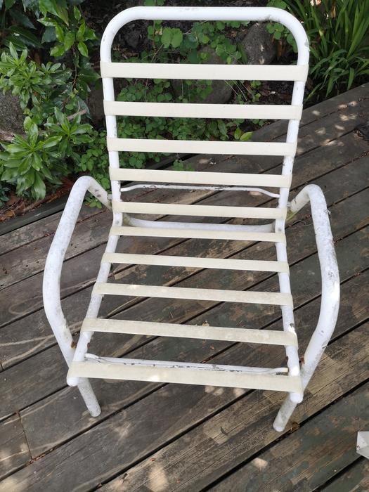 FREE: Patio Chairs Victoria City, Victoria