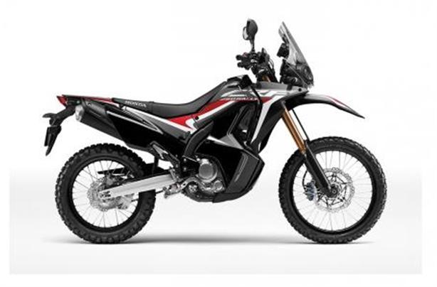 2019 Honda CRF250 Rally - CRF250RL