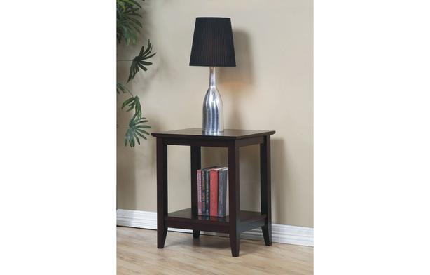 Solid Hardwood End Tables - 10% Off