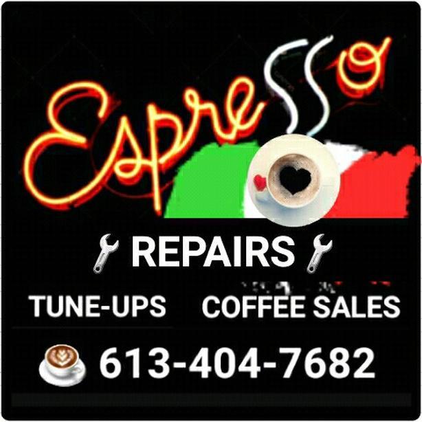 Espresso Machine Repair Ottawa Saeco Delonghi Gaggia Spidem