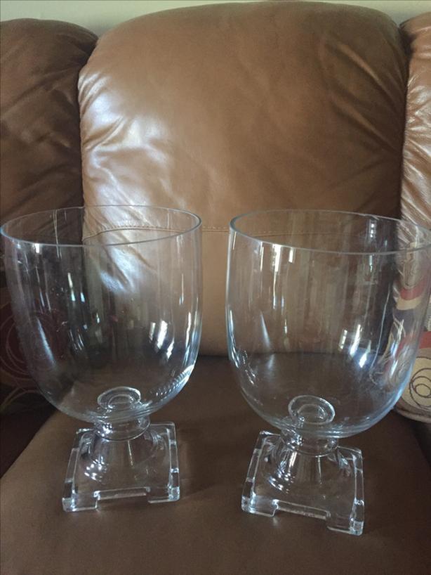 Glass Goblets/Bowls