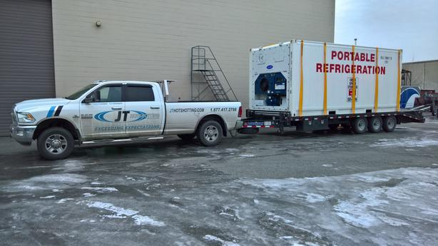 Hot Shot Trucking Saskatchewan, Rush Shipping, Expedited