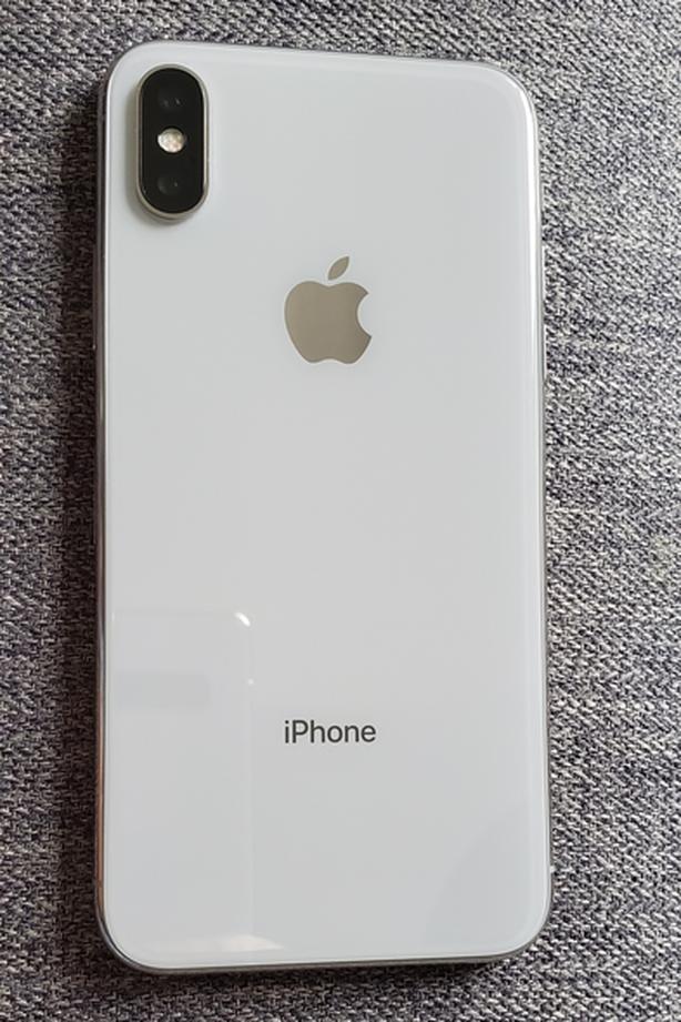 iPhone X - 64 GB - White