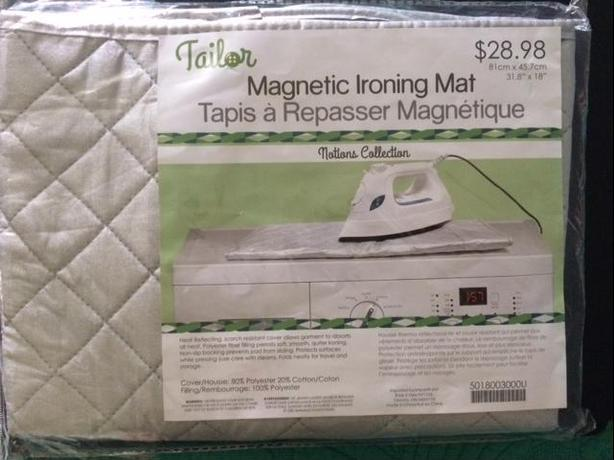 Like New: Magnetic Ironing Mat