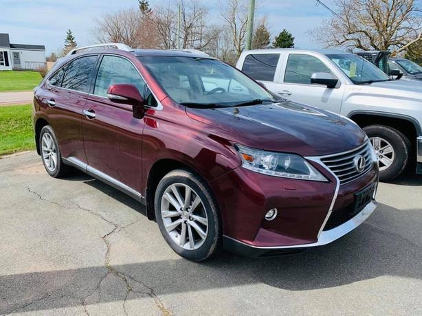 2015 LEXUS RX350 AWD !! FULLY LOADED !!