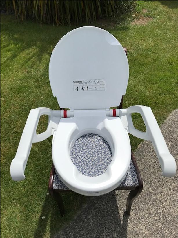 Strange Log In Needed 50 Aquatec Raised Toilet Seat Caraccident5 Cool Chair Designs And Ideas Caraccident5Info