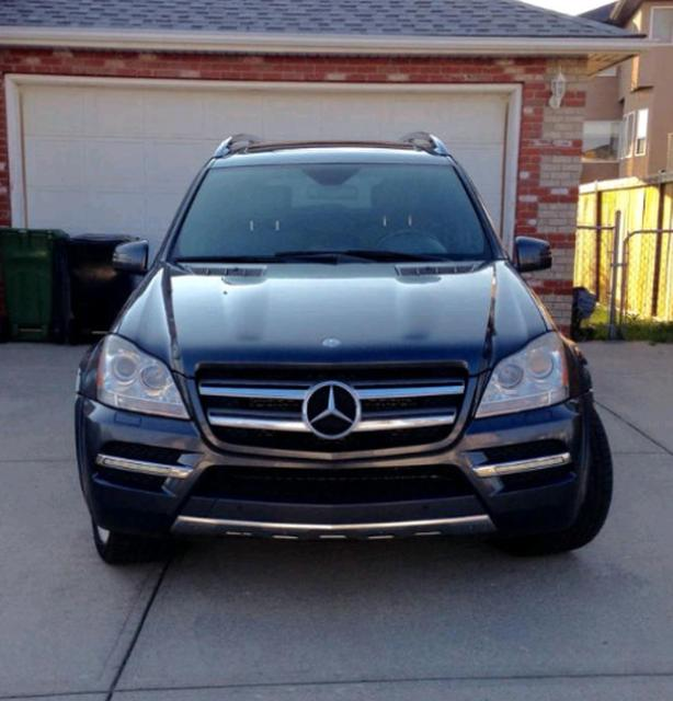 2012 Mercedes Benz GL350 looking for new home