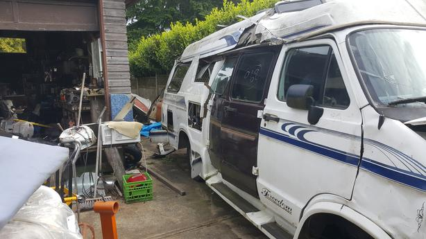 $1 · Parts from 1996 Dodge Leisure Travel Class B Camper van