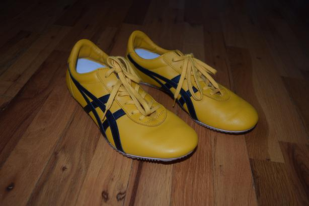 the best attitude 8565f 0c197  Log In needed $100 · Asics Tai Chi Onitsuka Tiger - Yellow & Black Kill  Bill Shoes (Size M9.5/W11)
