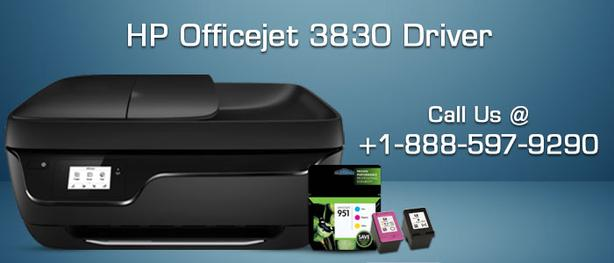 HP Officejet 3830 Driver Download For Windows