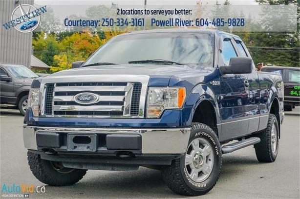 2010 Ford F-150 Xlt S/cab
