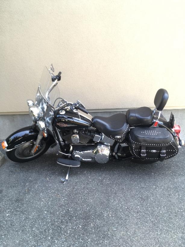 2006 Harley Davidson Heritage Softtail