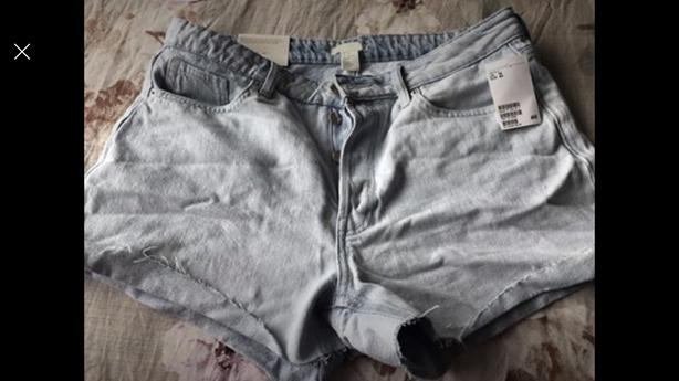 Brand New Size 14 H&M Shorts