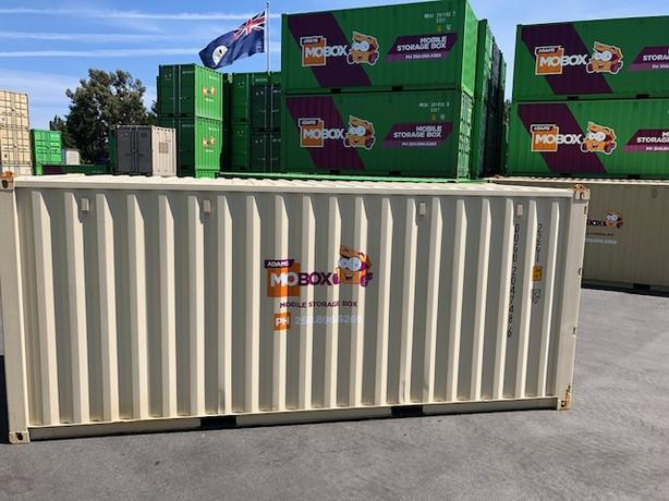 New 8x20 Shipping Containers