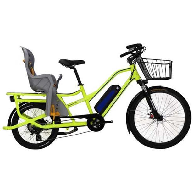 Cargoroo Longtail Cargo E-Bike