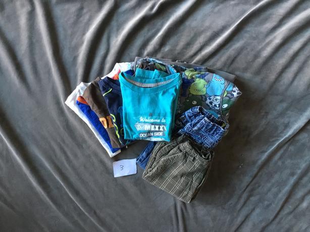 Boys Clothing lot  8 pcs - size 3 years