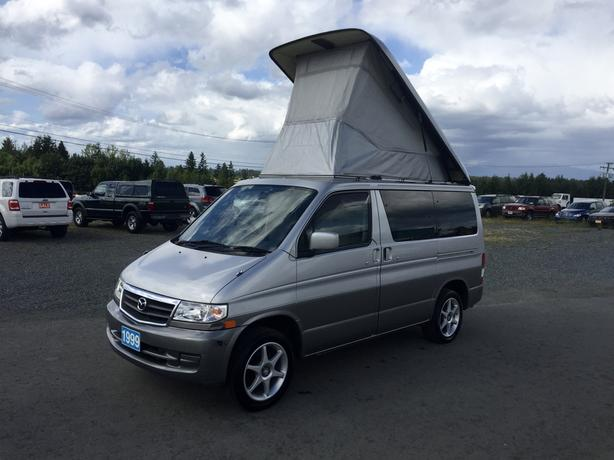 Imported From Japan Clean 1999 Mazda Bongo Campervan