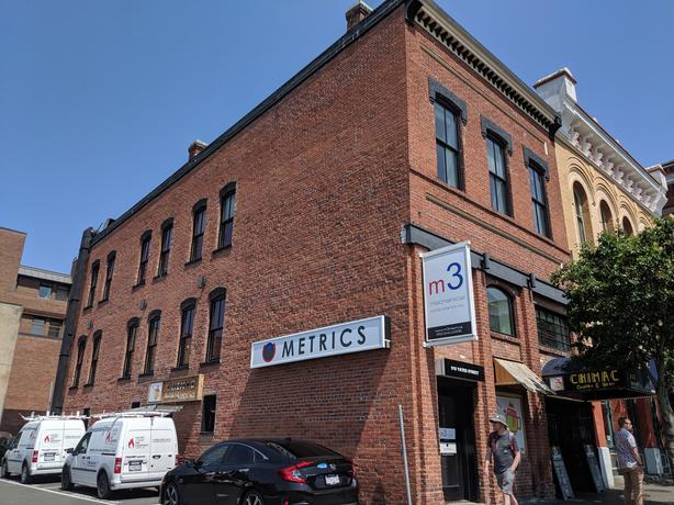 Class 'A' Heritage Office Space for Lease