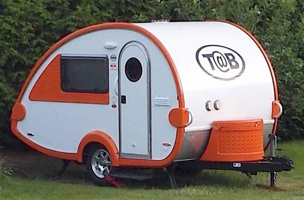  Log In needed $20,000 · 2014 T@B Little Guy Teardrop Camper Trailer