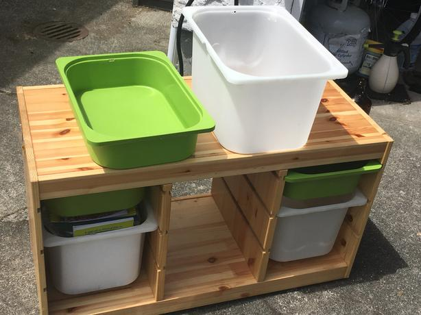 Log In Needed 30 Trofast Ikea Storage Cabinet With 6 Bins