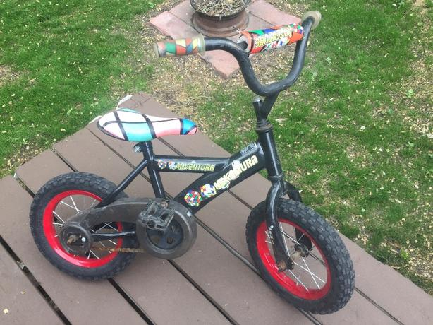 """12.5"""" Nakamura Adventure bike"""