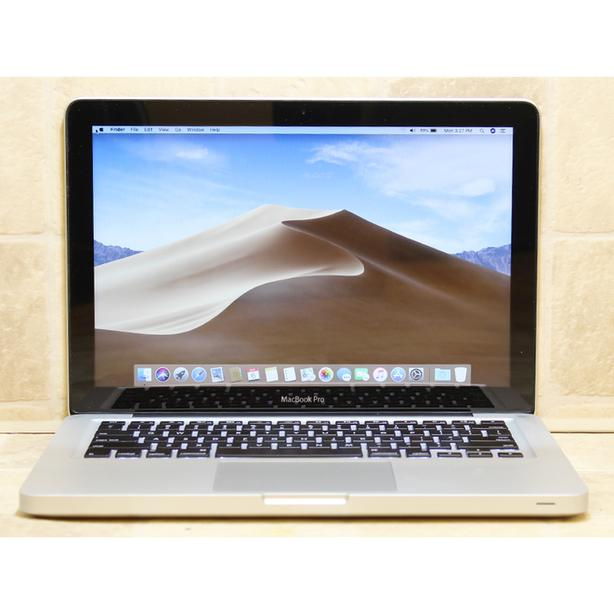 "Apple MacBook Pro Mid-2012 A1278 i5-3210M 8GB RAM 500GB HDD 13.3"" Mojave"