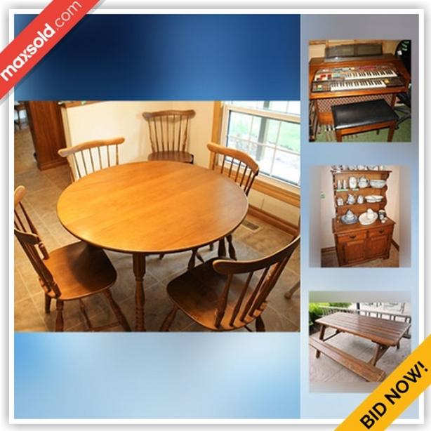 Kitchener Estate Sale Online Auction - Ruskview Road