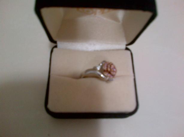 Ring of Hope ladies ring