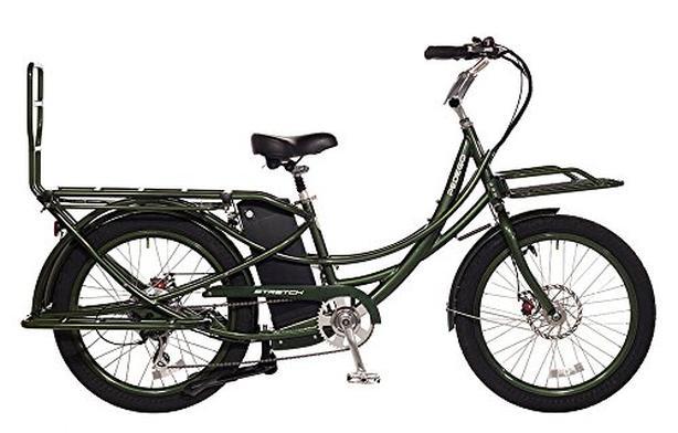 Pedego Stretch Cargo Bike