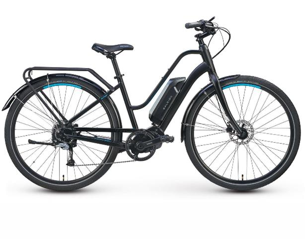 $2999.99 (after tax) - black 2019 Raleigh Detour iE