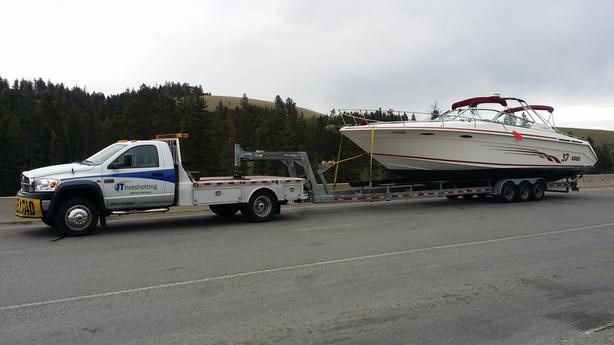 Boat Hauling BC, Sailboat Transport BC, Boat & Trailer Transport BC
