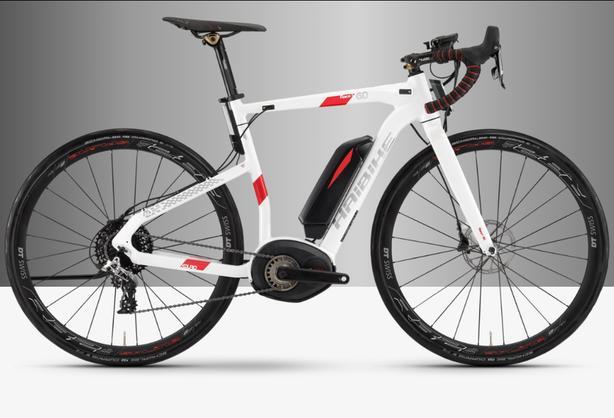 Over $2000 off - Haibike road e-bike