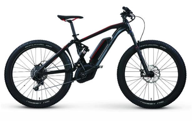 Full-suspension e-MTB, $2500 off