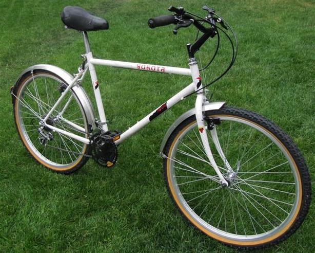 Commuter Bicycle ~ Yokota Merced