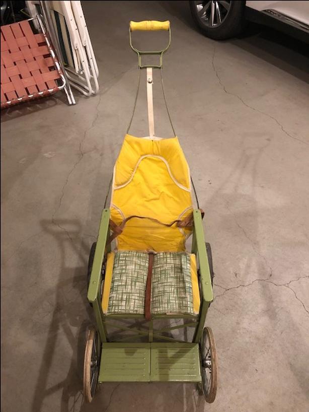 Unique stroller