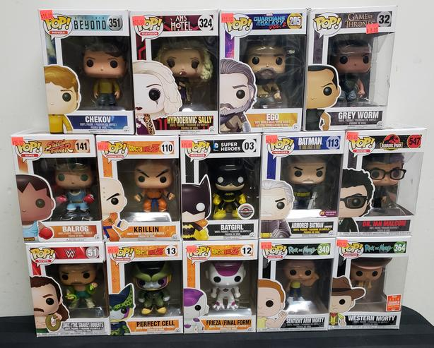 Pop Vinyl Figures for Sale @ Hang & Play Video Games