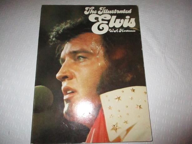 Two books - Elvis and Onstage Vancouver