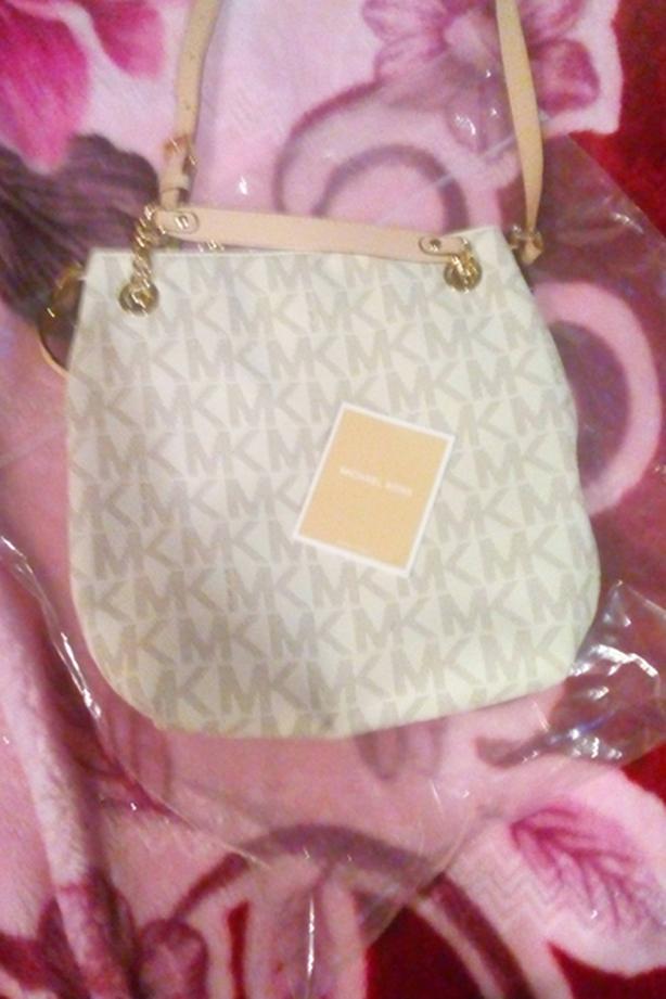 Like new mk ladies handbag