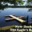 Weekly Pet friendly water front Cabin rental on the Centennial Lake.