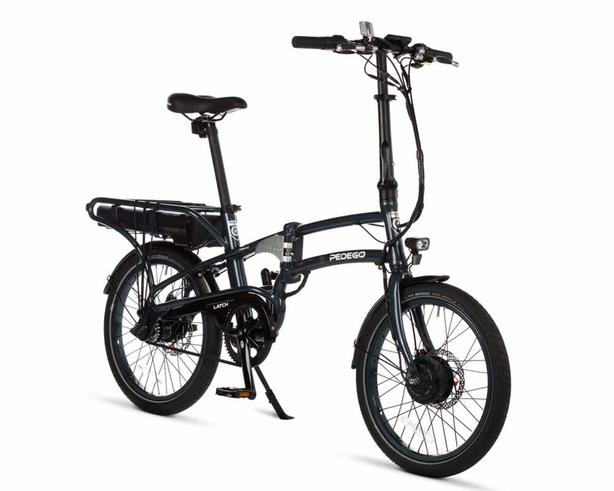 Foldable eBike From Pedego