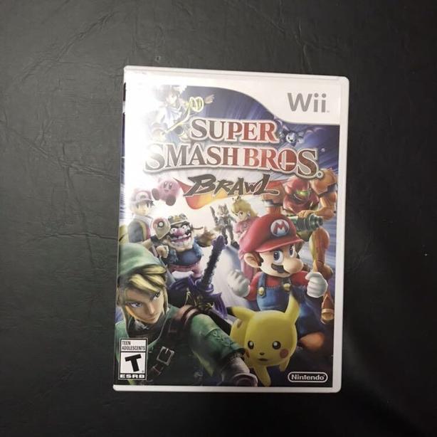 Smash Bros (Wii)