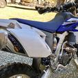 2014 Yamaha WR 450