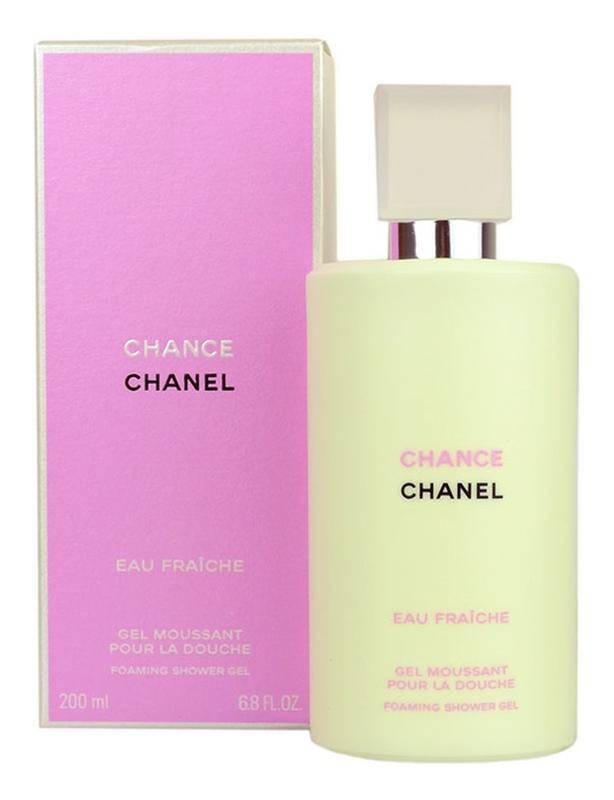 Brand New Chanel Chance Eau Fraîche Foaming Shower Gel 200ml