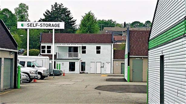 Drive-up Self Storage Starting at $75