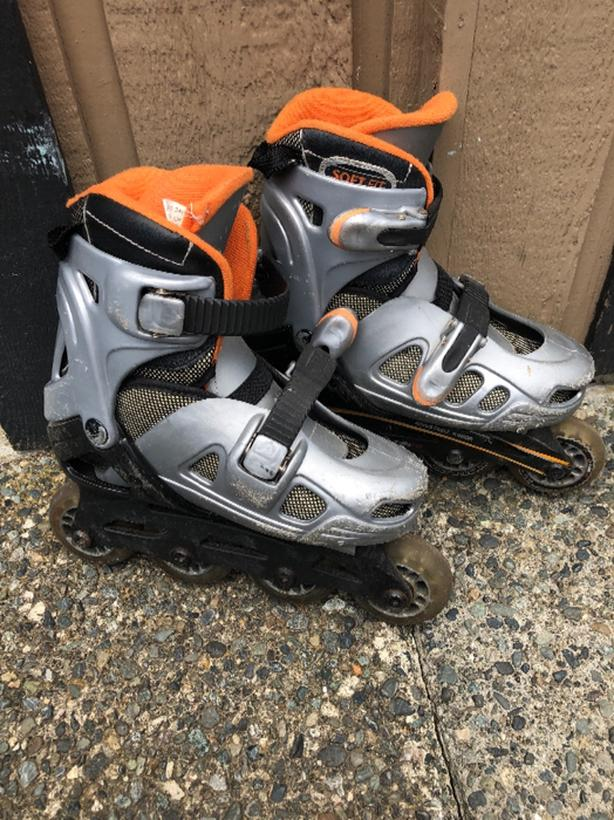 Rollerblades Firefly Size 4